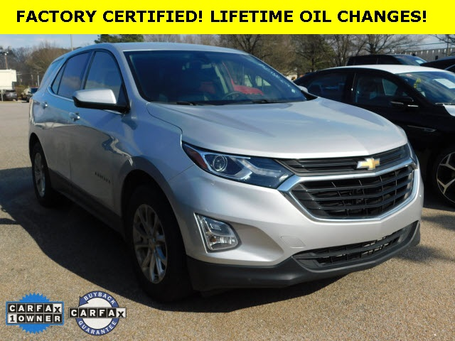 Pre-Owned 2019 Chevrolet Equinox none