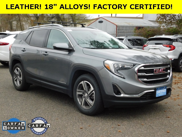 Pre-Owned 2018 GMC Terrain none
