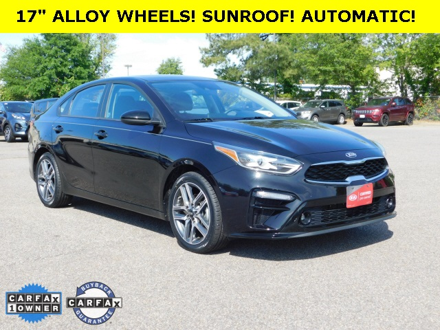 Pre-Owned 2019 Kia Forte none