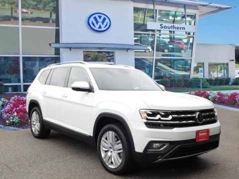 New 2018 Volkswagen Atlas SEL Premium 4Motion