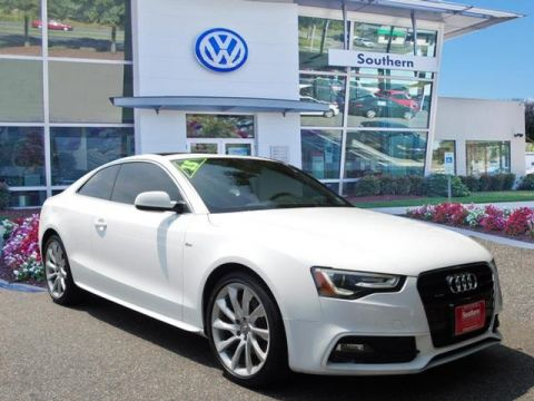 Pre-Owned 2015 Audi A5 2.0T Premium Plus quattro
